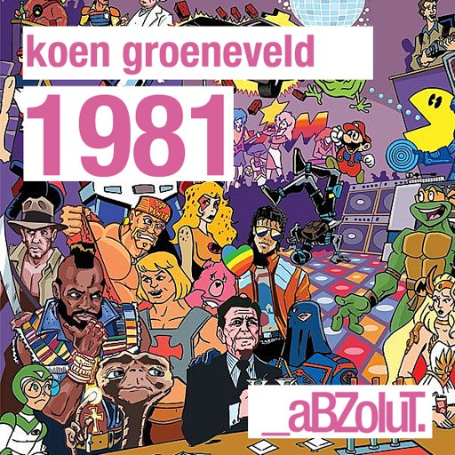 Koen Groeneveld альбом 1981