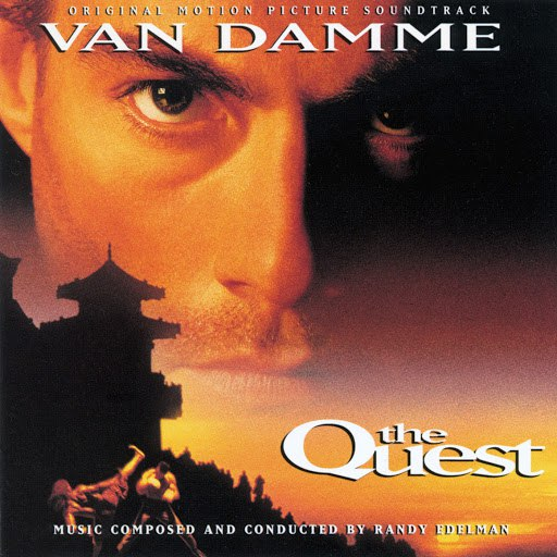 Randy Edelman альбом The Quest (Original Motion Picture Soundtrack)