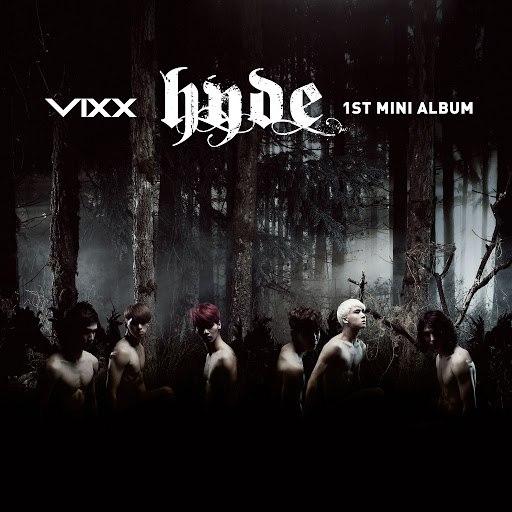 VIXX альбом hyde