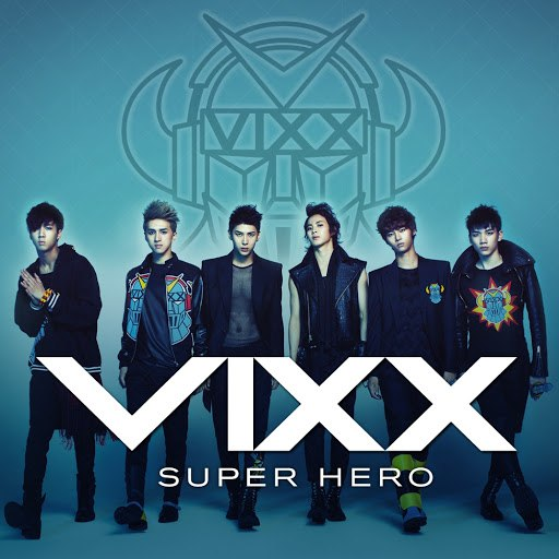 VIXX альбом SUPER HERO