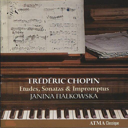 Frédéric Chopin альбом Chopin: Etudes, Sonatas & Impromptus