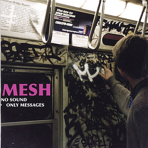 MESH альбом No Sound Only Messages
