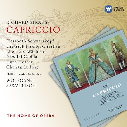 Richard Strauss альбом R. Strauss: Capriccio