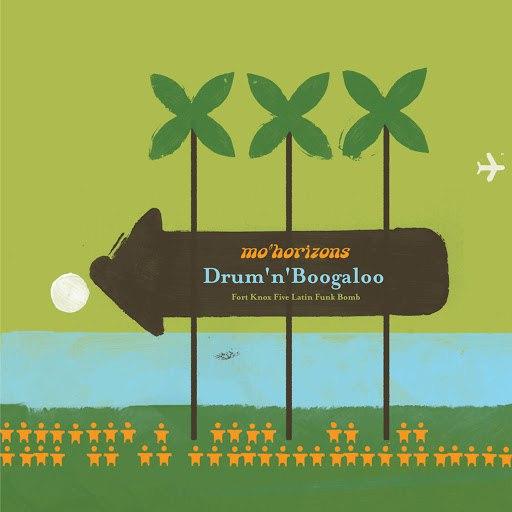 Mo' Horizons альбом Drum 'N' Boogaloo