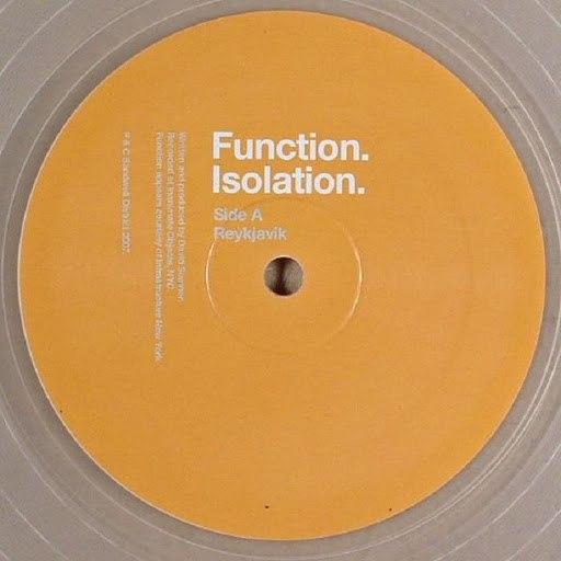 Function альбом Isolation
