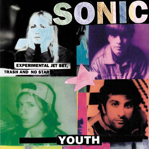 sonic youth альбом Experimental Jet Set, Trash And No Star