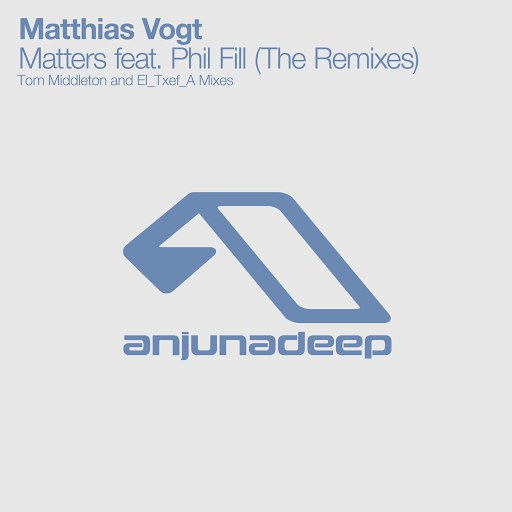 Matthias Vogt альбом Matters (The Remixes)