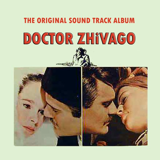 Maurice Jarre альбом Dr. Zhivago
