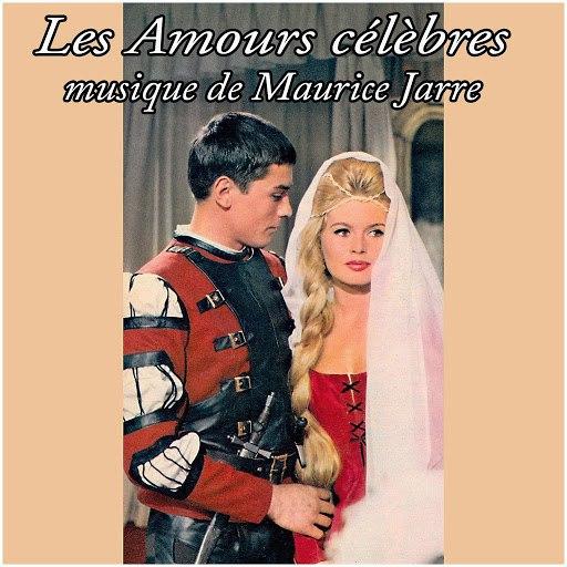 Maurice Jarre альбом Les amours célèbres