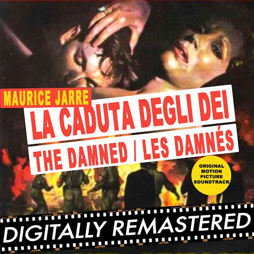 Maurice Jarre альбом La Caduta degli Dei - The Damned