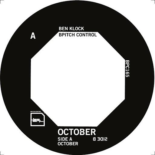 Ben Klock альбом October