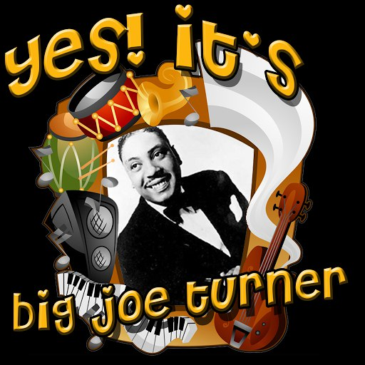 Big Joe Turner альбом Yes! It's Big Joe Turner