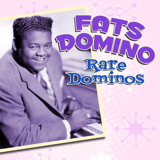 Fats Domino альбом Rare Dominos