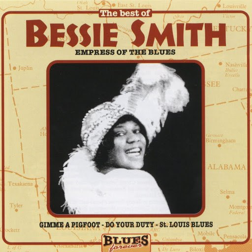 Bessie Smith альбом Empress Of The Blues (The Best Of)