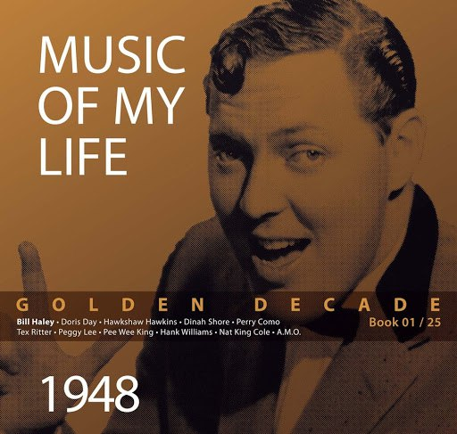 sampler альбом Golden Decade - Music of My Life (Vol. 01)