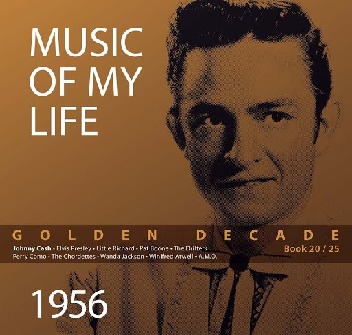 sampler альбом Golden Decade - Music of My Life (Vol. 20)