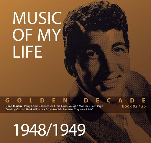 sampler альбом Golden Decade - Music of My Life (Vol. 2)