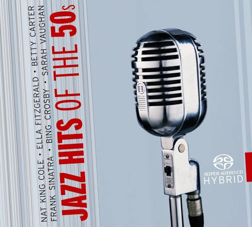sampler альбом Jazz Hits of the 50s