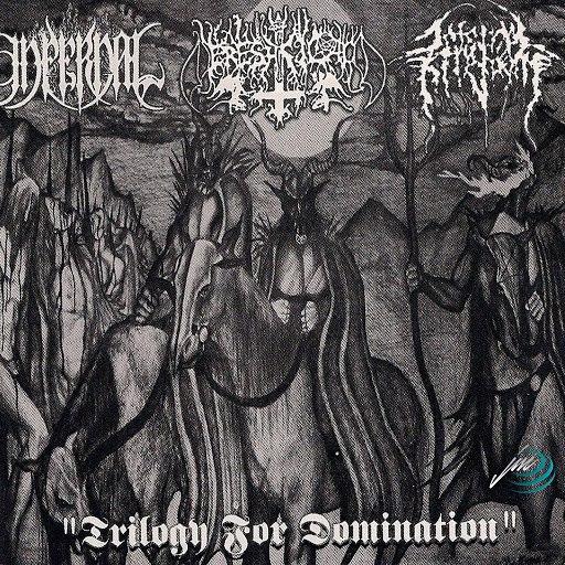 Infernal альбом Trilogy for Domination Split