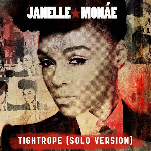 Janelle Monáe альбом Tightrope (Solo Version)