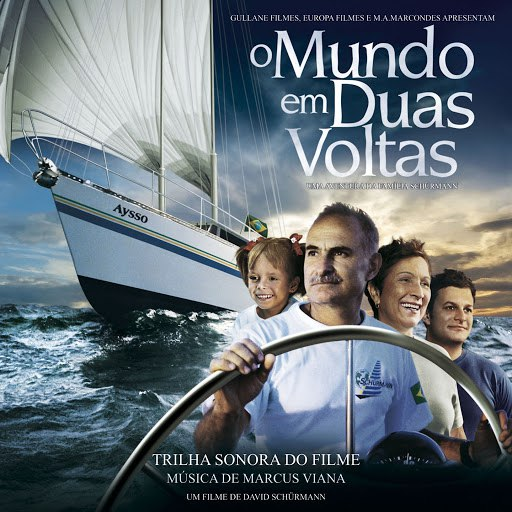 Marcus Viana альбом O Mundo em Duas Voltas (Original Motion Picture Soundtrack)