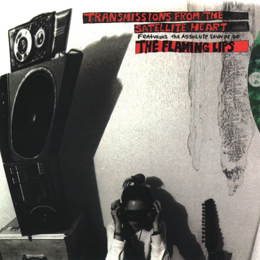 The Flaming Lips альбом Transmissions From The Satellite Heart