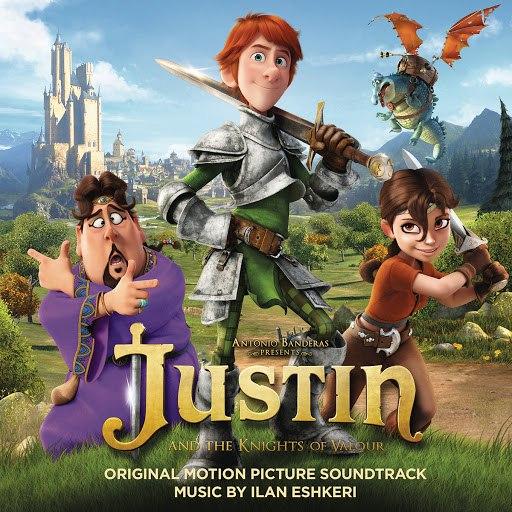 Ilan Eshkeri альбом Justin and the Knights of Valour (Original Motion Picture Soundtrack)