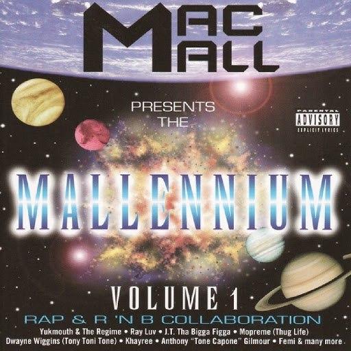 Mac Mall альбом Mallennium Vol. 1