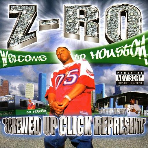 Z-Ro альбом Screwed Up Click Representa