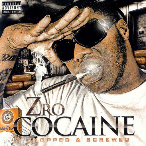 Z-Ro альбом Cocaine (Screwed)