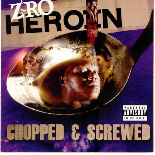 Z-Ro альбом Heroin (Chopped and Screwed)
