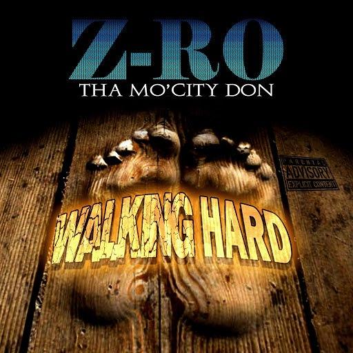Z-Ro альбом Walking Hard