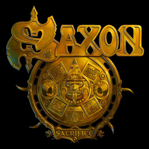 Saxon альбом Sacrifice