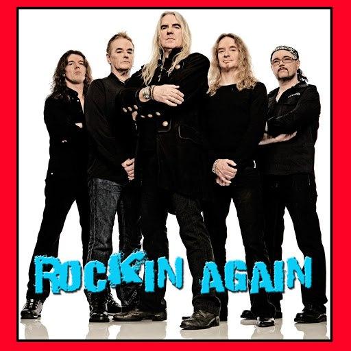 Saxon альбом Rockin' Again