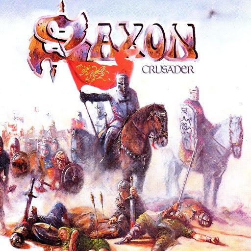 Saxon альбом Crusader