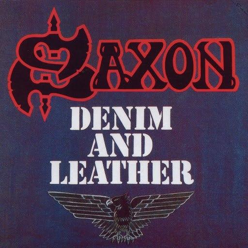Saxon альбом Denim And Leather
