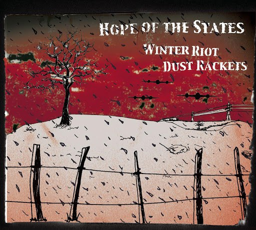 Hope Of The States альбом Winter Riot Dust Rackets