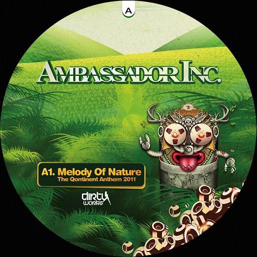 Ambassador Inc альбом Melody Of Nature EP