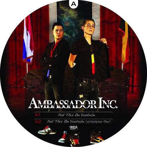 Ambassador Inc альбом Dear Nation EP