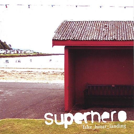 Superhero альбом Fake Lunar Landing