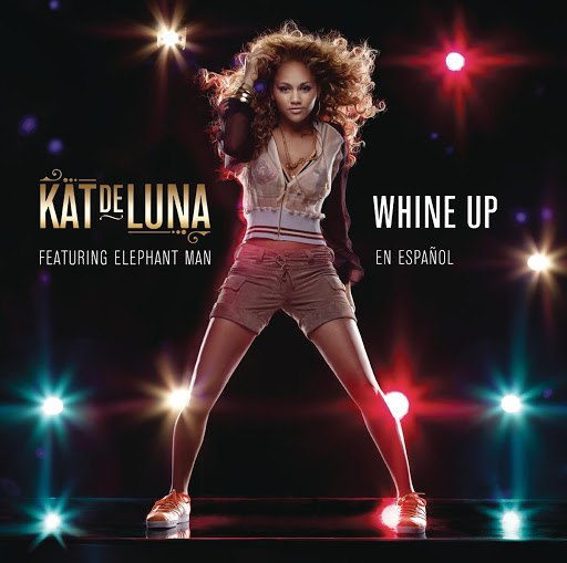 Kat DeLuna альбом Whine Up (En Español)