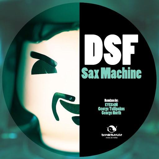 DSF альбом Sax Machine