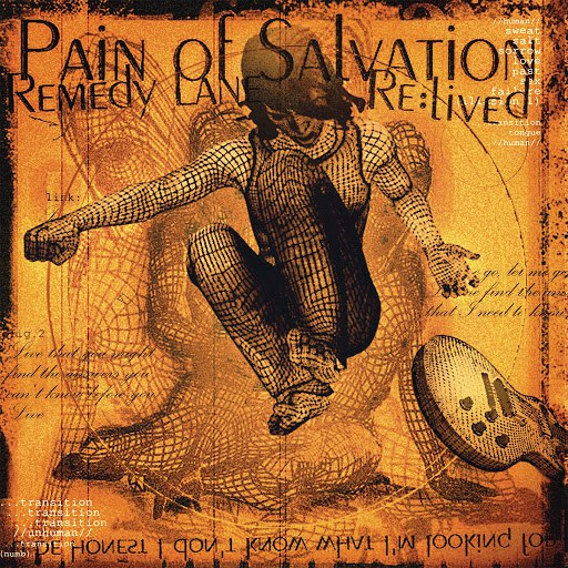 Pain of Salvation альбом Remedy Lane Re:lived