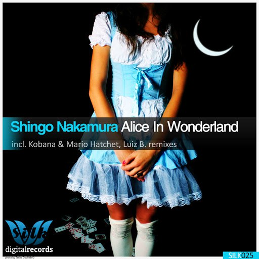 Shingo Nakamura альбом Alice In Wonderland
