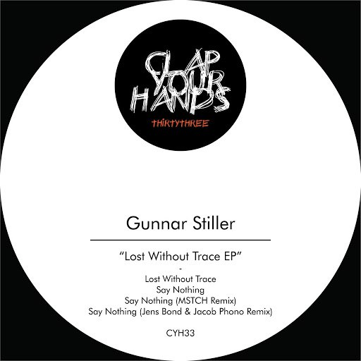 Gunnar Stiller альбом Lost Without Trace EP