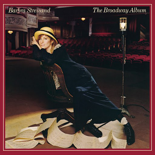 Barbra Streisand альбом The Broadway Album