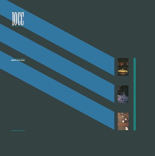 10CC альбом Windows In The Jungle (Re-Presents)