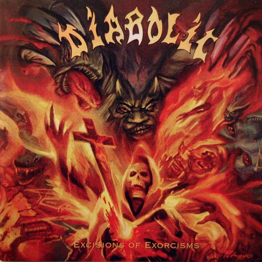 Diabolic альбом Excisions of Exorcisms