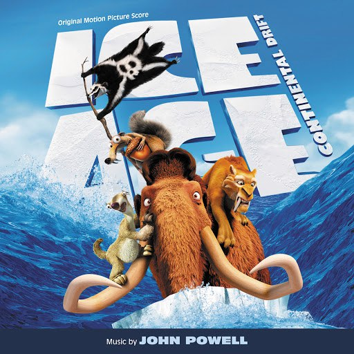 John Powell альбом Ice Age: Continental Drift [Original Motion Picture Score]