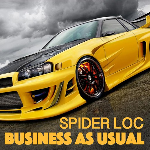 SPIDER LOC альбом Business As Usual
